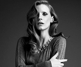 Самая стильная женщина 2014 года Джессика Честейн, Jessica Chastain