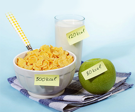 Расчет калорий для похудения калькулятор