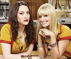 о сереале Две девицы на мели: сериал, 2 Broke Girls