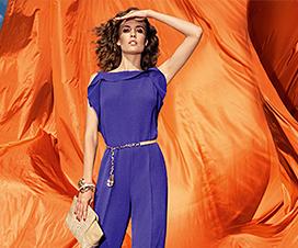 новая коллекция Escada, модные цвета весной, эскада