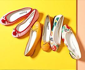 модная весенняя обувь, повседневная обувь, нарядная обувь, балетки, репетто, Repetto