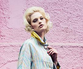 ретро-стиль в одежде, стиль ретро в одежде женщины, Ван Бери, Van Bery