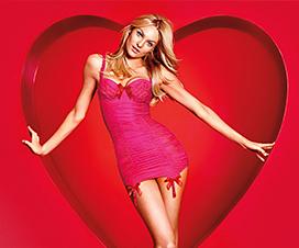 красивое белье, виктория сикрет, victoria's secret, день святого валентина