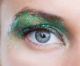 Новогодний макияж: строим глазки, Новогодний макияж 2014-2015, Фото, модный макияж