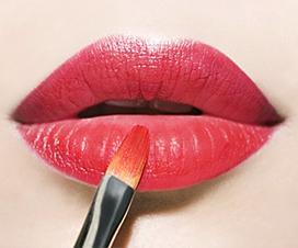 Как сделать губы красивыми, секрет соблазнительных губ, Как правильно красить губы, Женский журнал