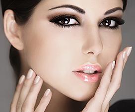Правильный макияж, как сделать макияж, как правильно накраситься, модный макияж