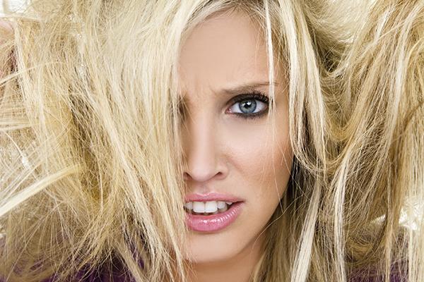 какую сделать прическу на грязные волосы