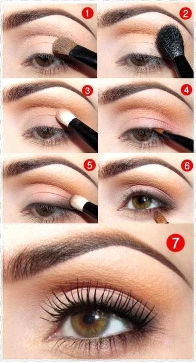Как сделать красивый повседневный макияж