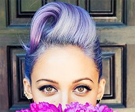 Unicorn Hair фото, Волшебные локоны Unicorn Hair, юникорн хеа, цветные локоны, цветные волосы фото, макияж для волос фото, мелки лореаль