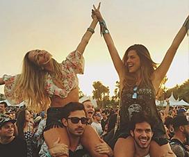 стрит стайл, стрит фешн, уличная мода, коачелла, 2015 Coachella, фестиваль музыки и искусства, стильные образы, стильные луки