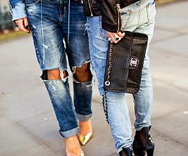 Модные джинсы весна лето 2015 женские фото